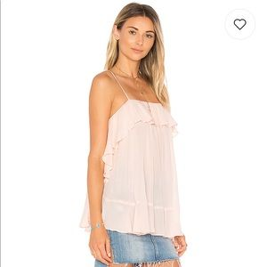 NWT intimately free people cascades Cami pink